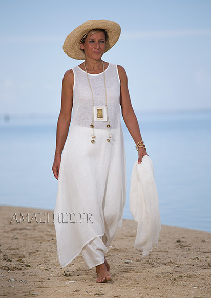 Island Company - resort wear, linen clothing for women, men's linen clothing, classic swimwear